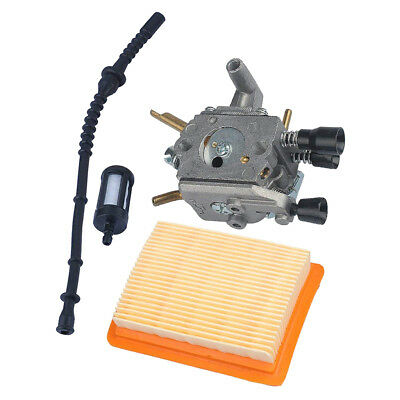 Carburateur pour STIHL FS120 FS200 FS250 Trimmer Air / Carburant Filtre à