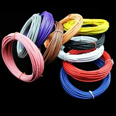 16AWG~28AWG Flexible UL 1007 Standard Electronic Cable ROHs PVC Wire Hookup Cord