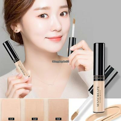 New Fashion Women Cosmetic Professional Face Liquid Makeup Concealer EH7E