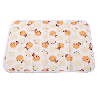 Baby Infant Waterproof Diaper Nappy Urine Mat Kid Bedding Changing Cover Pad