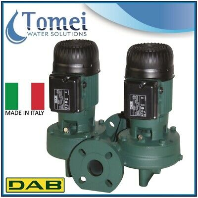 DAB In-Line Pump Flanged DKLM80-300T 0,25KW 3x230-400V 360mm