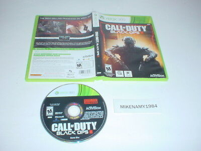 CALL OF DUTY: BLACK OPS III multi-player online game disc - Microsoft XBOX 360