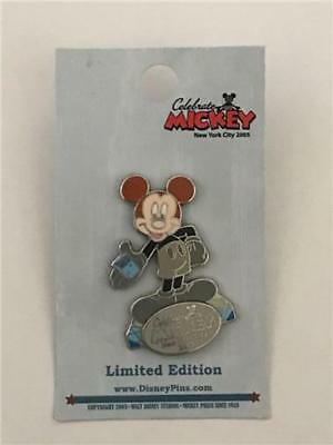 Nyc Wod- Celebrate Mickey- Ready For Action Christy Carlson Romano Disney Le Pin