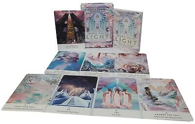 Rebecca Campbell Work Your Light Oracle Cards Set Pack Brand NEW