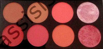 Makeup Revolution Ultra Blush Palette SUGAR AND SPICE Blusher Highlighter New