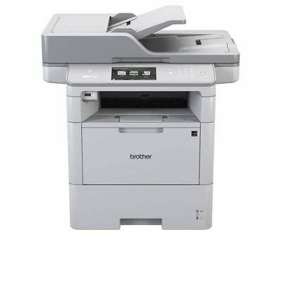 Brother MFC-L6900DW (A4) All-in-One Mono Laser Printer (Duplex/Wireless Ready)