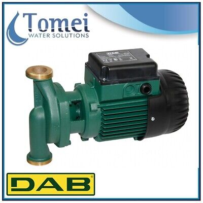DAB Circulator Hot Water System - Bronze Body - ALP800T 0,37KW 220-240V 180mm