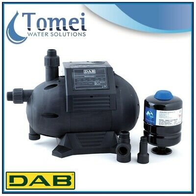 Automatic On/Off Pressurisation System Water Pump BOOSTER SILENT 5 M 1KW DAB