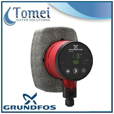 GRUNDFOS Electronic Circulator ALPHA2 25-60 34W 1x230V 130mm 50/60Hz