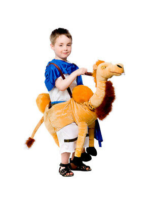 Child Ride On Camel Outfit Fancy Dress Costume Christmas Xmas Holiday Kids