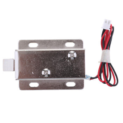 Universal Mini Electric Magnetic Lock 12V 0.6A for Door Gate Cabinet Locker