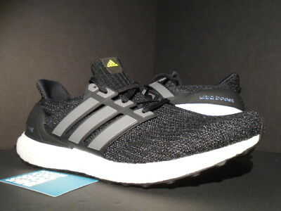 first rate 73949 1eee2 adidas ultra boost 5th anniversary black iron bb6220