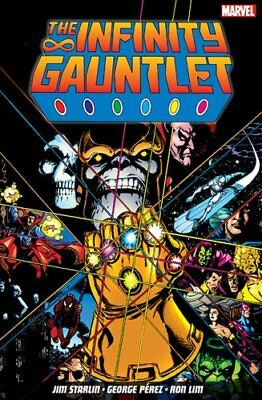 The Infinity Gauntlet by Jim Starlin 9781846539435 (Paperback, 2018)