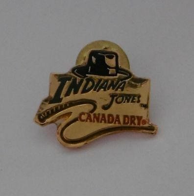 pin's Indiana Jones - canada dry (TM & 1993 - all rights reserved) (pins)
