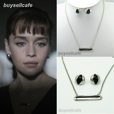 2018 Qi'ra QIRA Necklace Han Solo A Star Wars Story Emelia Clarke Cosplay NEW