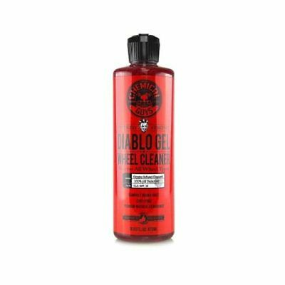 Chemical Guys CLD_997_16 Diablo Gel Wheel & Rim Cleaner 16oz 473ml Concentrated
