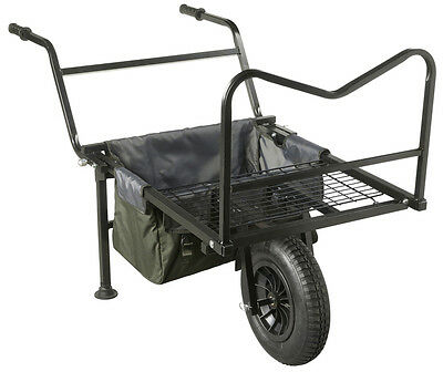 JRC Contact Barrow Trollie Trolley Transportwagen fuer Angler kompakt ansehen!!!