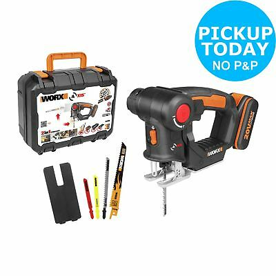 WORX WX550 18V 20V MAX AXIS Multi Purpose 2 in 1 Saw