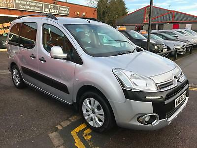 Citroen Berlingo 1.6HDi Multispace, WHEELCHAIR,SCOOTER ACCESSIBLE