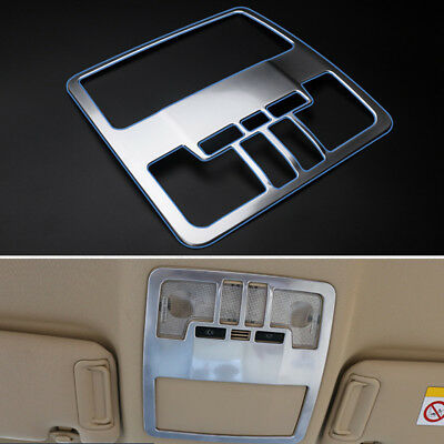 Inner Front Reading Light Cover ABS Fit For Toyota Highlander Kluger 2015-2016