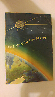 National Council Boy Scouts of Canada The Way to the Stars Cat 20-222  1966