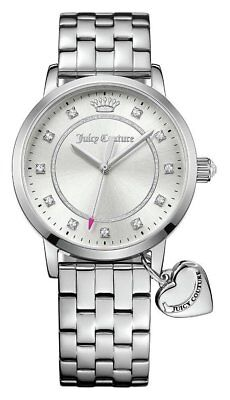 Juicy Couture Ladies' Socialite Charm Watch.