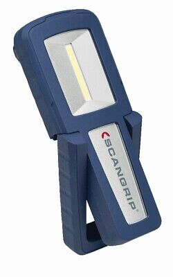 Scangrip Midiform Piles Cob Led Lampe de Travail avec Spotlight 250 Lumen / Spot