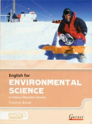 English for Environmental Science in Higher Education Studies: Co...