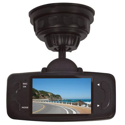 "Uniden DC3 2.7"" HD Dash Cam with GPS Geotagging, Microphone and Loop Recording"