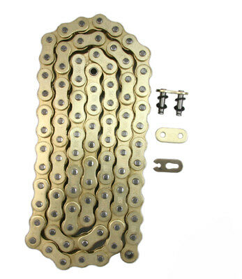 Gold 630x88 X-Ring Drive Chain 630 Pitch x 88 Link With Master Link 10800#