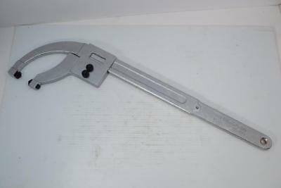 HUGE New Facom FRANCE 116.200 35-200mm Sliding-Jaw Hook and Pin wrench.