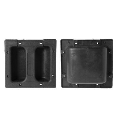 1 Set Replacement Loudspeakers Recessed Sound Handle For Guitar Amp Cabinet