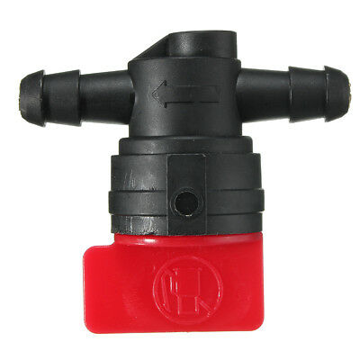 1/4'' In-Line Fuel Cut-off Shut-off Value Straight Fitting For BRIGGS & STRATTON