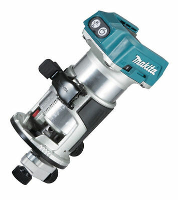 Makita DRT50ZJ 18V ROUTER/TRIMMER BL LXT Body Only, with Case