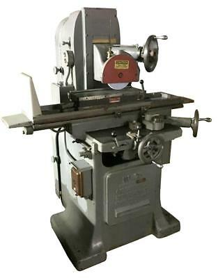 "Gallmyer & Livingston Co. No. 25 Surface Grinder W/ 6"" X 18"" Magnetic Chuck"