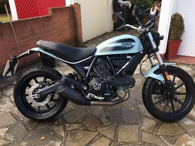 Ducati Scrambler Sixty2. 1900 Miles. Lovely Condition. A2 License. 2016