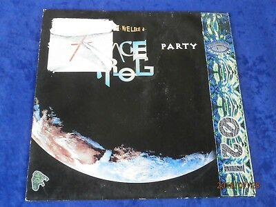 """MAXI 12"""" SPACE FROG """" SPACE PARTY """" ENERGIZED Records Frankfurt 1996 Platte = NW"""