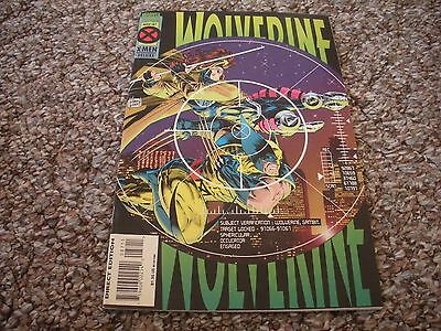 WOLVERINE #87 (1989 1st Series) Marvel Comics VF/NM