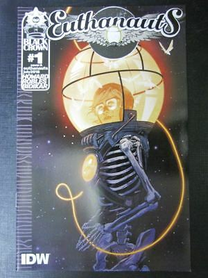 Euthanauts #1 - July 2018 - IDW Comics # E91