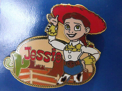 2002 Disney Store Trading Pin 12 Months of Magic Toy Story 2 Cowgirl Jessie