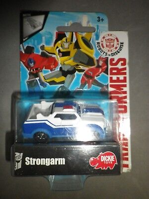 Dickie Toys, TRANSFORMERS, Robots in Disguise, STRONGARM