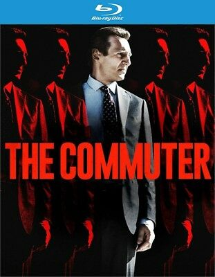 The Commuter (Blu-ray Disc ONLY, 2018)