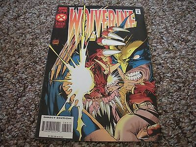 WOLVERINE #89 (1989 1st Series) Marvel Comics VF/NM