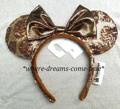 Disney Parks Minnie Mouse Ear Headband - Giraffe Animal Kingdom (NEW)
