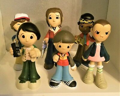 Funko Pop Mystery Minis Stranger Things Vinyl Figurines Netflix You Choose