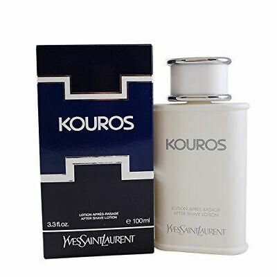 Yves Saint Laurent (YSL) - Kouros Aftershave Splash 100ml For Men