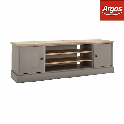 Argos Home Winchester TV Unit - Grey