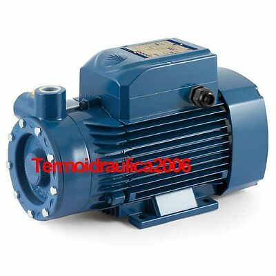 Electric Water Pump with peripheral impeller PQ3000 3Hp 400V Pedrollo