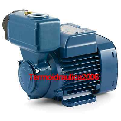 Electric Peripheral Self priming Water Pump PKS 70 0,85Hp Brass 400V Pedrollo