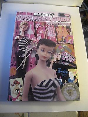 Miller's 1999 Barbie Price Guide/reference Book By Barbara & Dan Miller